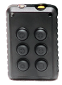 Remote Control Unit for GSCI systems for added versatility and convenience. Used directly with device, or as a bridge with device plus HMD-800.